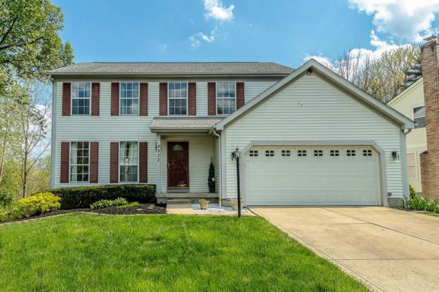 4832 Woodstream Court, Columbus, OH 43230 (MLS #218015023) :: Exp Realty