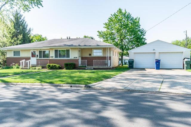 3713 Arnelle Road, Columbus, OH 43228 (MLS #218015398) :: Berkshire Hathaway HomeServices Crager Tobin Real Estate