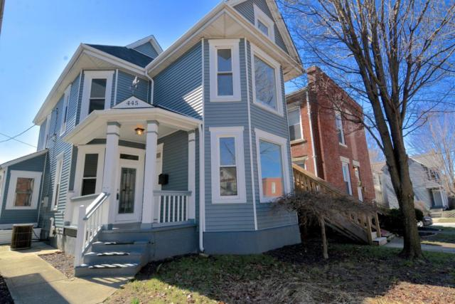 445 W 2nd Avenue, Columbus, OH 43201 (MLS #218015798) :: The Raines Group