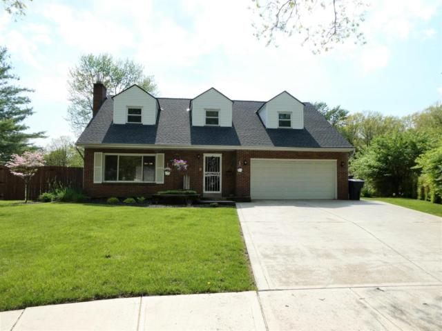 1349 Redwood Court, Columbus, OH 43229 (MLS #218015936) :: Exp Realty