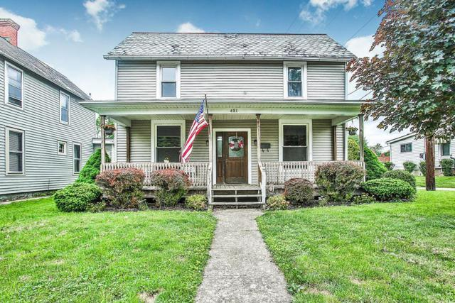 481 N Pickaway Street, Circleville, OH 43113 (MLS #218016733) :: The Mike Laemmle Team Realty