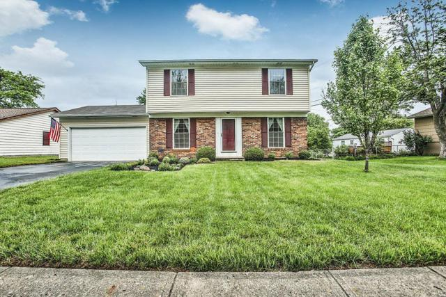 2568 Parlin Drive, Grove City, OH 43123 (MLS #218017132) :: Signature Real Estate