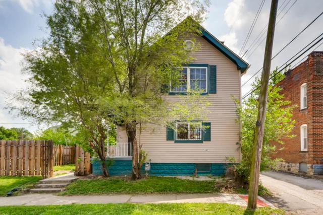 257 E 9th Avenue, Columbus, OH 43201 (MLS #218017285) :: Exp Realty