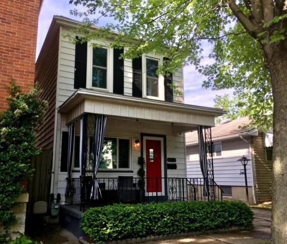 396 Stewart Avenue, Columbus, OH 43206 (MLS #218017547) :: CARLETON REALTY