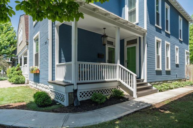 94 E Gates Street, Columbus, OH 43206 (MLS #218017944) :: Berkshire Hathaway HomeServices Crager Tobin Real Estate