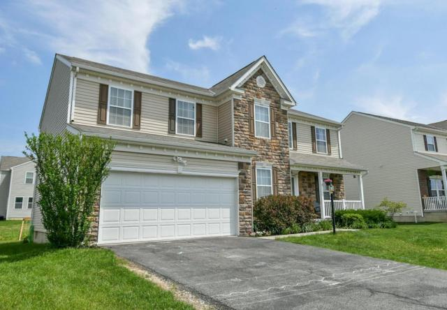 102 Parkdale Drive, Johnstown, OH 43031 (MLS #218018598) :: The Raines Group