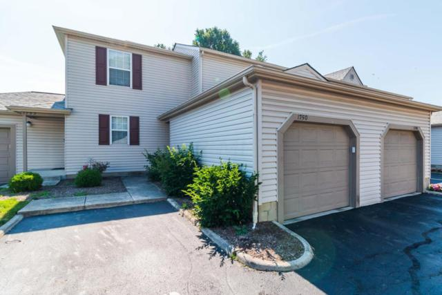 1750 Ridgebury Drive 138B, Hilliard, OH 43026 (MLS #218019994) :: The Mike Laemmle Team Realty
