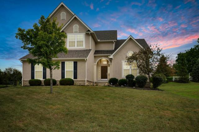 5229 Leydorf Lane, Westerville, OH 43082 (MLS #218020217) :: Berkshire Hathaway HomeServices Crager Tobin Real Estate
