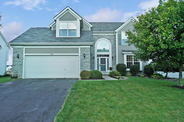 7796 Emerald Place, Lewis Center, OH 43035 (MLS #218020321) :: Berkshire Hathaway HomeServices Crager Tobin Real Estate