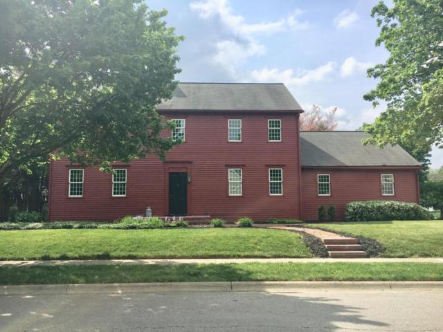 338 Monterey Drive, Dublin, OH 43017 (MLS #218020337) :: RE/MAX ONE
