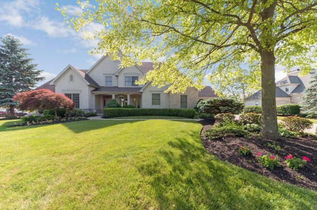 8219 Campden Lakes Boulevard, Dublin, OH 43016 (MLS #218020622) :: Berkshire Hathaway HomeServices Crager Tobin Real Estate