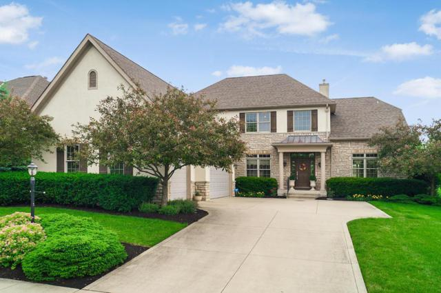 4319 Hickory Rock Drive, Powell, OH 43065 (MLS #218021357) :: CARLETON REALTY