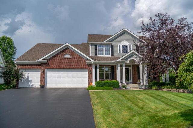 788 Collier Drive, Westerville, OH 43082 (MLS #218022346) :: Berkshire Hathaway HomeServices Crager Tobin Real Estate