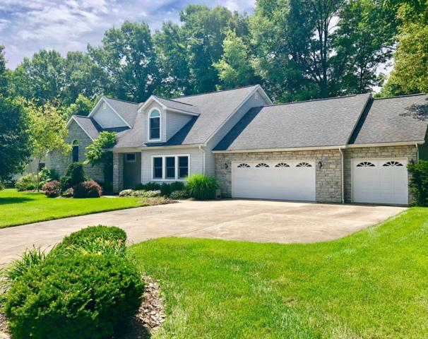 684 Ridenour Road, Gahanna, OH 43230 (MLS #218023333) :: Berkshire Hathaway HomeServices Crager Tobin Real Estate
