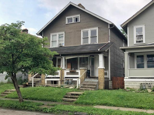 153 E Woodrow Avenue, Columbus, OH 43207 (MLS #218023589) :: Susanne Casey & Associates