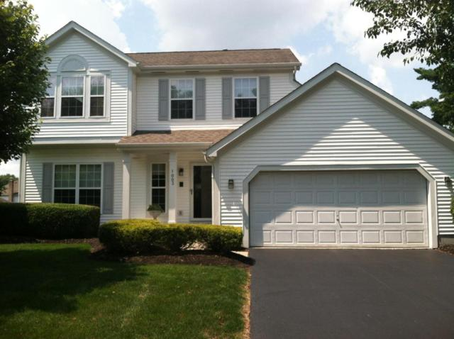 1003 Quarry Park Drive, Reynoldsburg, OH 43068 (MLS #218023759) :: Berkshire Hathaway HomeServices Crager Tobin Real Estate