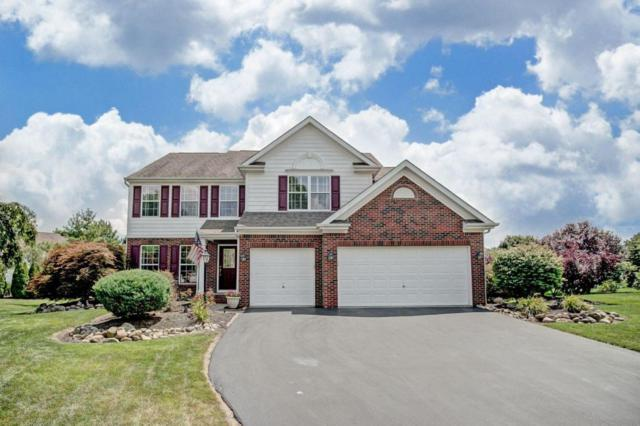 6511 Royal Dublin Court, Dublin, OH 43016 (MLS #218024333) :: Berkshire Hathaway HomeServices Crager Tobin Real Estate