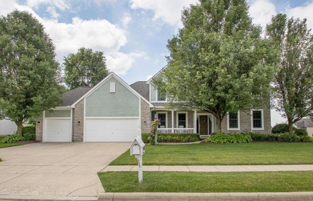 13484 Silver Brook Drive, Pickerington, OH 43147 (MLS #218024964) :: Berkshire Hathaway HomeServices Crager Tobin Real Estate