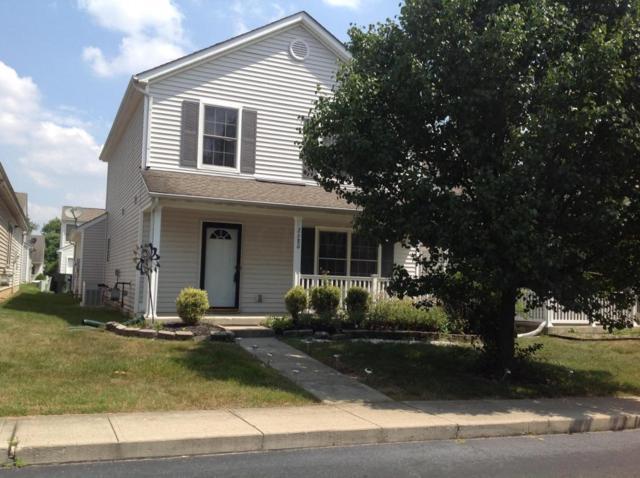 2680 Lilypark Drive #153, Columbus, OH 43219 (MLS #218025249) :: CARLETON REALTY