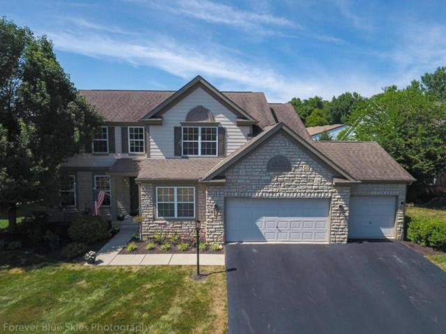 6778 Park Mill Drive, Dublin, OH 43016 (MLS #218025565) :: The Mike Laemmle Team Realty