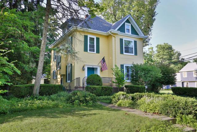 58 E South Street, Worthington, OH 43085 (MLS #218025897) :: The Mike Laemmle Team Realty