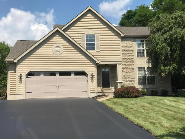 1110 Summer Hill Circle, Gahanna, OH 43230 (MLS #218026656) :: The Clark Group @ ERA Real Solutions Realty