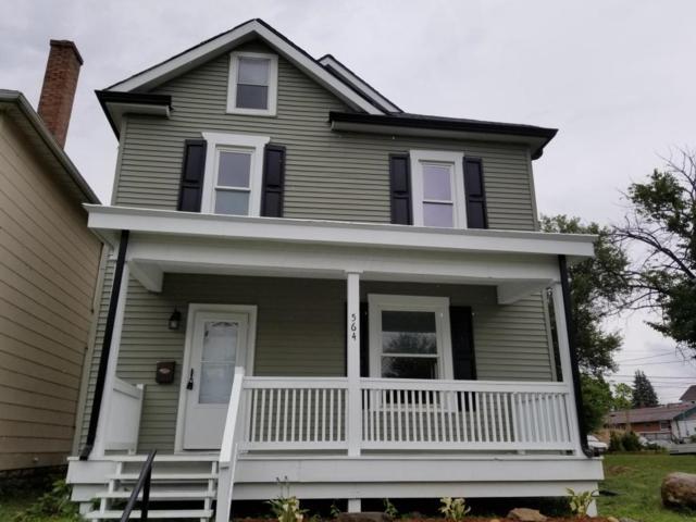 564 Hanford Street, Columbus, OH 43206 (MLS #218026966) :: Susanne Casey & Associates