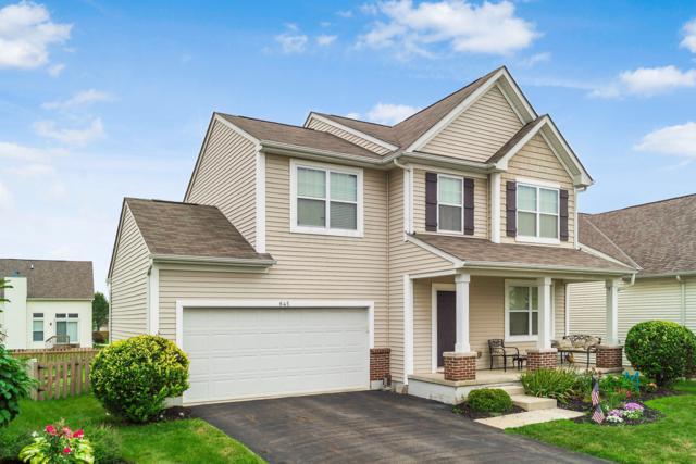 645 Redwood Valley Drive, Blacklick, OH 43004 (MLS #218027413) :: Susanne Casey & Associates