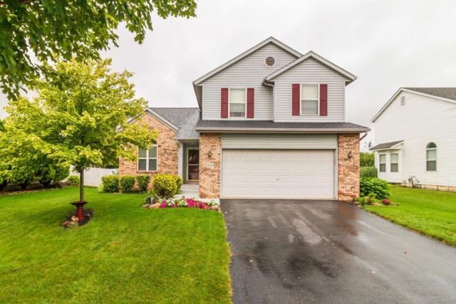 810 Brittany Drive, Delaware, OH 43015 (MLS #218027771) :: Signature Real Estate