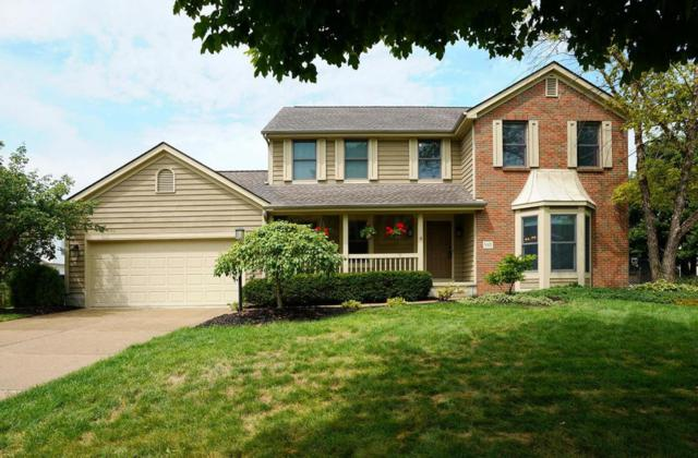 5007 Brandamore Court, Hilliard, OH 43026 (MLS #218027863) :: Berkshire Hathaway HomeServices Crager Tobin Real Estate
