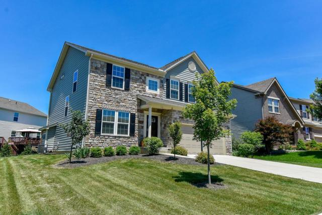 126 Shawnee Drive, Pickerington, OH 43147 (MLS #218028453) :: Berkshire Hathaway HomeServices Crager Tobin Real Estate
