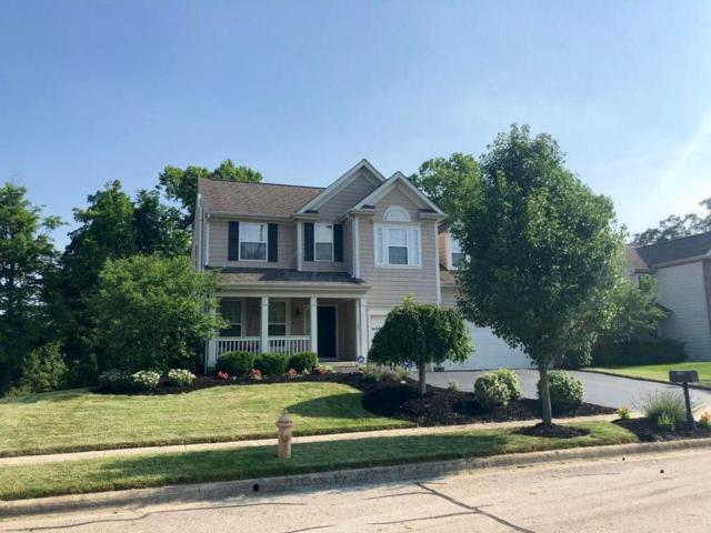 1345 Fisher Run Court, Columbus, OH 43235 (MLS #218029060) :: Berkshire Hathaway HomeServices Crager Tobin Real Estate