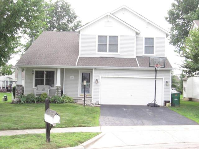 1105 Willow Brook Crossing Court, Blacklick, OH 43004 (MLS #218029088) :: Berkshire Hathaway HomeServices Crager Tobin Real Estate