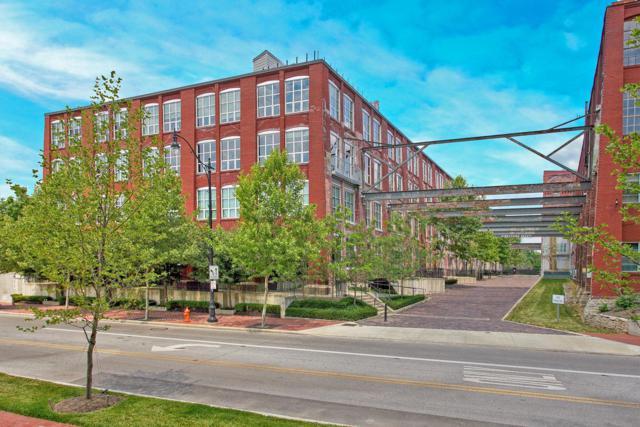 448 W Nationwide Boulevard #301, Columbus, OH 43215 (MLS #218030036) :: Julie & Company
