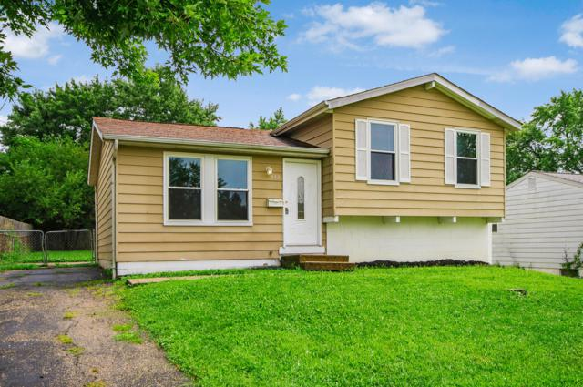 632 Oak Hollow Court, Columbus, OH 43228 (MLS #218030246) :: RE/MAX ONE