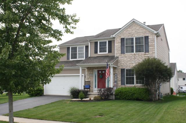 335 Dovetail Drive, Lewis Center, OH 43035 (MLS #218030325) :: Keller Williams Excel