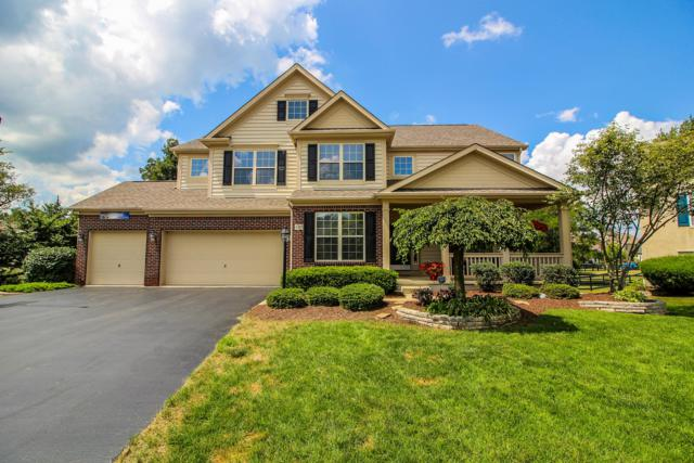 4290 Verbena Lane, Powell, OH 43065 (MLS #218030790) :: Brenner Property Group   KW Capital Partners