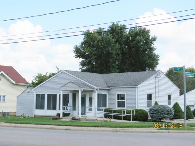 74 S 30th Street, Newark, OH 43055 (MLS #218030807) :: Berkshire Hathaway HomeServices Crager Tobin Real Estate
