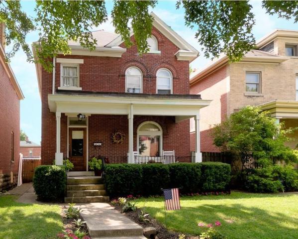 317 Tappan Street, Columbus, OH 43201 (MLS #218030828) :: Signature Real Estate