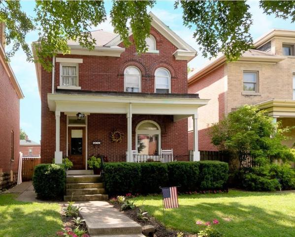 317 Tappan Street, Columbus, OH 43201 (MLS #218030828) :: Susanne Casey & Associates