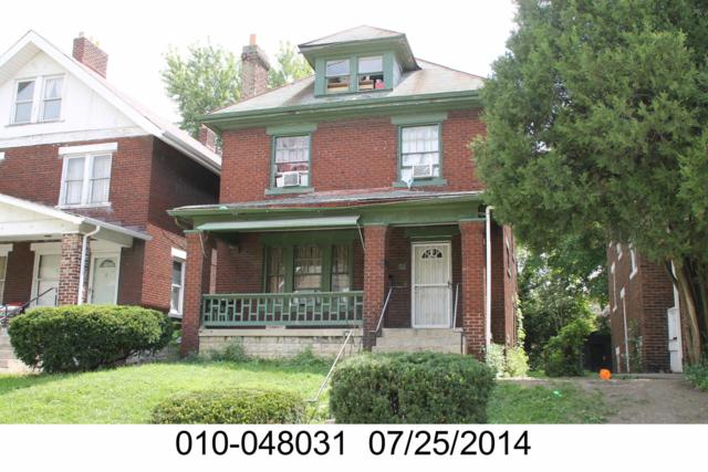 822 S 22nd Street, Columbus, OH 43206 (MLS #218030844) :: Exp Realty