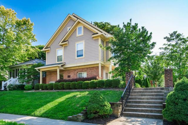 1112 Perry Street #D, Columbus, OH 43201 (MLS #218030869) :: The Raines Group