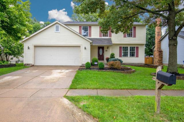 2776 Carifa Drive, Hilliard, OH 43026 (MLS #218031148) :: Signature Real Estate