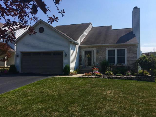 620 Mill Stone Court, Sunbury, OH 43074 (MLS #218031316) :: Signature Real Estate