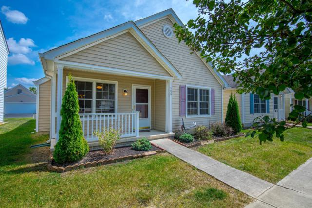 580 Gleaming Drive #172, Galloway, OH 43119 (MLS #218033269) :: Berkshire Hathaway HomeServices Crager Tobin Real Estate