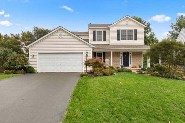 7209 Eventrail Drive, Powell, OH 43065 (MLS #218034249) :: The Raines Group