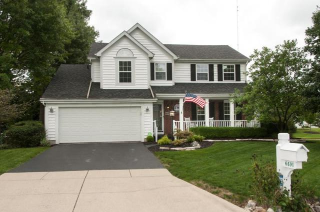 6691 Hermitage Drive, Westerville, OH 43082 (MLS #218034628) :: RE/MAX ONE