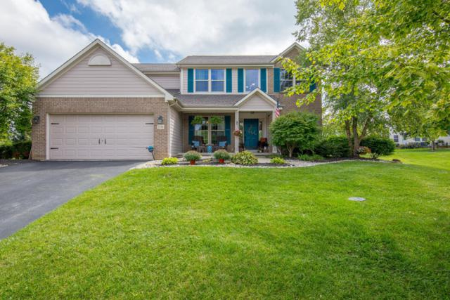 2136 Ben Brush Place, Lewis Center, OH 43035 (MLS #218034660) :: RE/MAX ONE