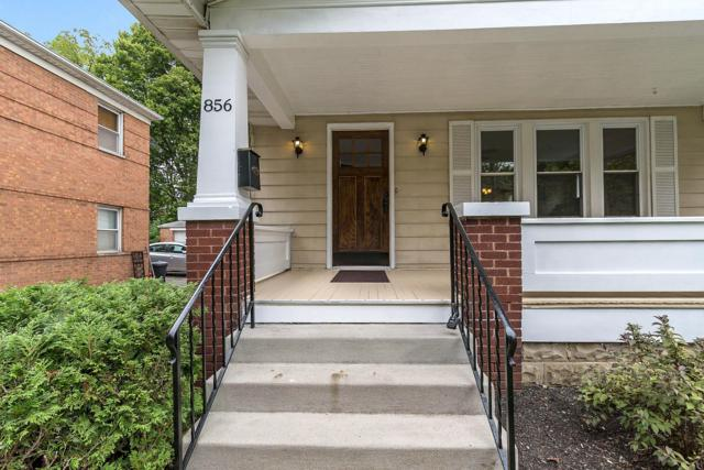 856 Sheridan Avenue, Bexley, OH 43209 (MLS #218034680) :: The Raines Group