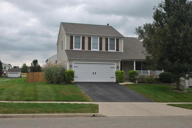 1884 Pine Grove Place, Lancaster, OH 43130 (MLS #218035988) :: Berkshire Hathaway HomeServices Crager Tobin Real Estate